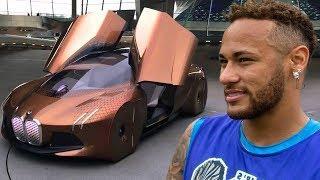 Neymar - 185000000$ NEW Cars Collection & House 2019