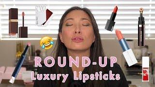ROUND-UP - New Luxury Lipsticks