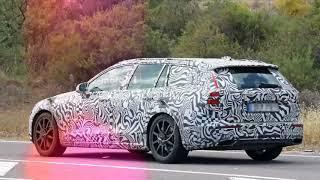 AMAZING!!! 2020 Volvo Already Testing Hot V60