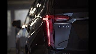 2020 Cadillac XT6 Three-Rows Of Seats Luxury Crossover