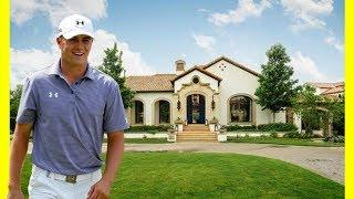 Jordan Spieth House Tour $8200000 Dallas Mansion Luxury Lifestyle 2018