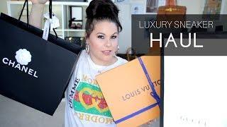 Luxury Sneaker Haul |Jerusha Couture