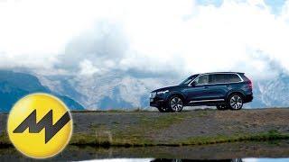 Schweden SUV's im Test | Volvo XC40, XC60 und XC90 | Motorvision