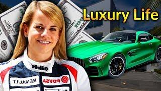 Susie Wolff Luxury Lifestyle | Bio, Family, Net worth, Earning, House, Cars