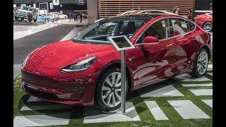 10 Amazing Newest  Electric Cars to Buy in 2018-2019