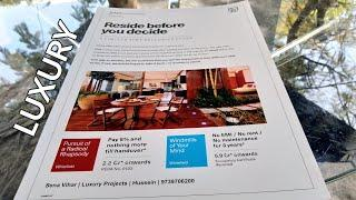 No EMI No rent Total Environment Luxury Projects, Bangalore