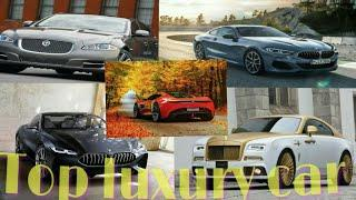 Top 5 luxury cars
