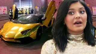 Kylie Jenner - 18 000 000 $ CARS Collection & House 2018
