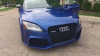 2013 Audi TT RS Milwaukee, WI, Kenosha, WI, Northbrook, Schaumburg, Arlington Heights, IL 4841