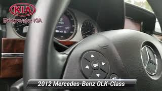 Used 2012 Mercedes-Benz GLK-Class GLK 350, Bridgewater, NJ 940016DC