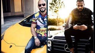 Badr Hari & Abu Azaitar Luxury Cars - شاهد حصريا سيارات سيارات فاخرة لبدر هاري و ابو زعيتر