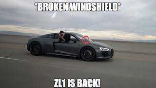 MOEZL1LE IS BACK! HANGING WITH SOME SUPERCARS!