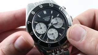 TAG Heuer Autavia Calibre Heuer 02 CBE2110.BA0687 Luxury Watch Review