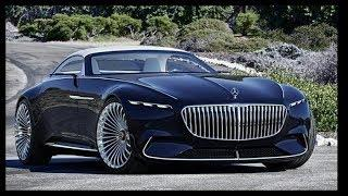 TOP 10: MOST LUXURIOUS CARS IN THE WORLD 2017