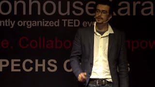 Life at 12 Frames per second | Salman Noorani | TEDxBeaconhouseKarachi