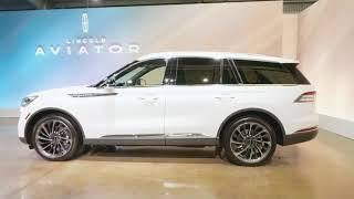 2020 Lincoln Aviator Best out of  the Luxury SUV||Upcoming Cars LA Auto Show 2018