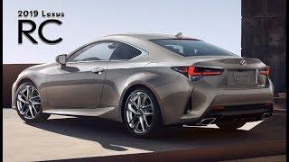 2019 Lexus RC - Luxury Coupe