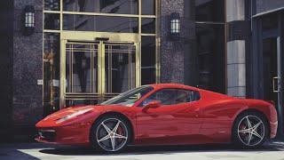 Millionaire luxury lifestyle visualization