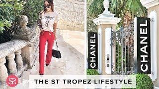 The Shohet's Do St Tropez: Chanel & Champagne | PART 1 | Sophie Shohet