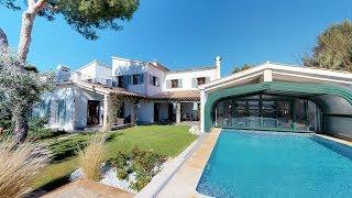 Unique 3 million euro luxury villa for sale in Mallorca - own Spa & Heated Pool !!