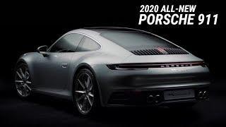 2020 Porsche 911 Introducing; All-New Porsche 911 Carrera Experience