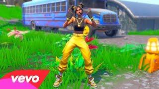 Fortnite Dances BUT They Are Remixed..!  (Season 8)