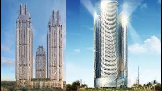Dubai  Luxury Hotels Mega Projects : UAE Future Best Hotels Mega Projects InThe World (2018 -2020)