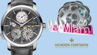 Vacheron Constantin: Watches & Wonders Overseas Tourbillon, Twin Beat Luxury Watches