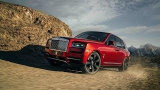 Top 5 Most Luxurious SUVs In The World 2018
