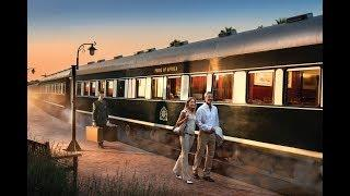 Trains / 5 luxury trains in the world..