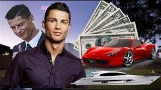 Cristiano Ronaldo Lifestyle - 2018 |Cristiano Ronaldo, Income, Cars, Houses, Luxurious Lifestyle |