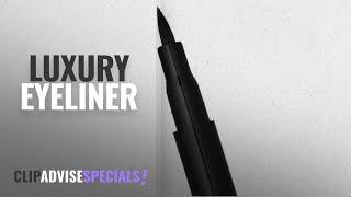 Luxury Eyeliner [Best Sellers]: Eyeko Skinny Liquid Liner, Black