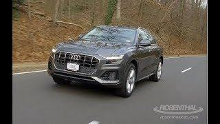 2019 Audi Q8 Car Review and Test Drive