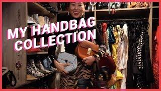 My Handbag Collection + Luxury Bags for Less: Dior, Louis Vuitton, CELINE, Chloe | Aimee Song