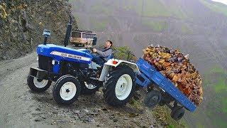 Ultimate Tractor Fails and Tractor Stunts Compilation