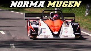 Norma M20F & M20 FC Mugen Honda V8 - F1 sound at Hillclimb