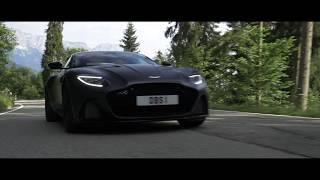 The new Aston Martin DBS Superleggera - #BEAUTIFULISABSOLUTE