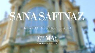 Sana Safinaz Luxury Collection '19