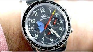 Omega Speedmaster Moonwatch 10th Anniversary Hodinkee (311.32.40.30.06.001) Luxury Watch Review