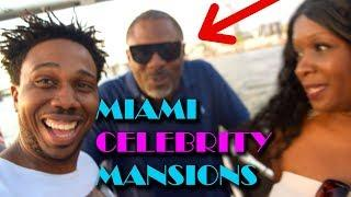 Inside Miami Luxury Mansions with Idris Elba