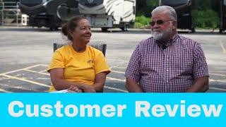 Customer Review   Luxury fifth wheel