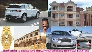 How rich is Genevieve Nnaji? ► All Her Mansion, Cars, Real Estates & Luxuries