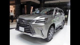 2018 Lexus LX 570 SUPER SUV - Exterior And Interior Walkaround