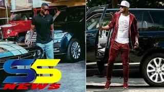 Peter Okoye shares photo of his fleet of luxurious cars ▷ Nigeria news