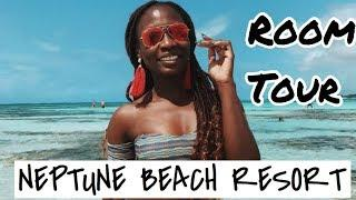 WHERE TO STAY IN MOMBASA KENYA   LUXURY ROOM TOUR - DIANI BEACH
