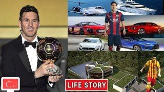 Lionel Messi Life Story ★ Biography ★ Net Worth and Luxury Lifestyle