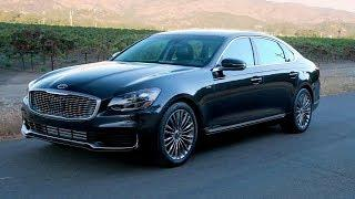 Luxury Technology and Driving Dynamics - 2019 Kia K900