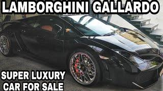 LAMBORGHINI GALLARDO FOR SALE |SUPER LUXURY CARS AT REASONABLE PRICES |PREOWNED LUXURY CARS IN CHEAP