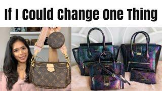 """""""If I Could Change One Thing"""" Handbag Tag - Louis Vuitton, Chanel, Henri Bendel - A Heated Mess"""
