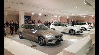 De nieuwe Volvo V60